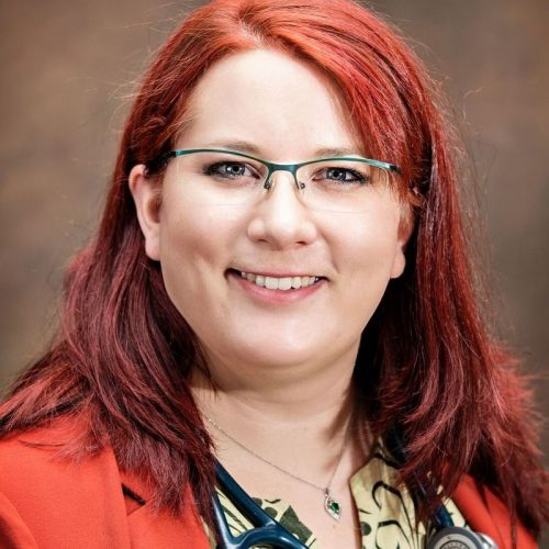 Dr. Crystal Ferguson